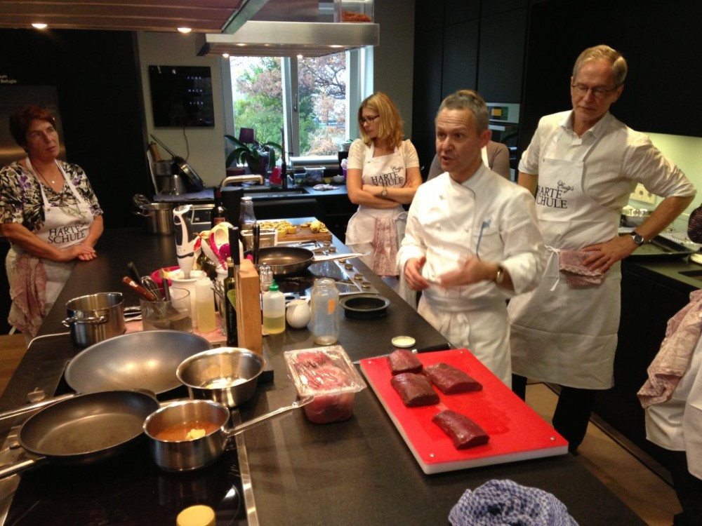 Cooking Class with Georg Essig