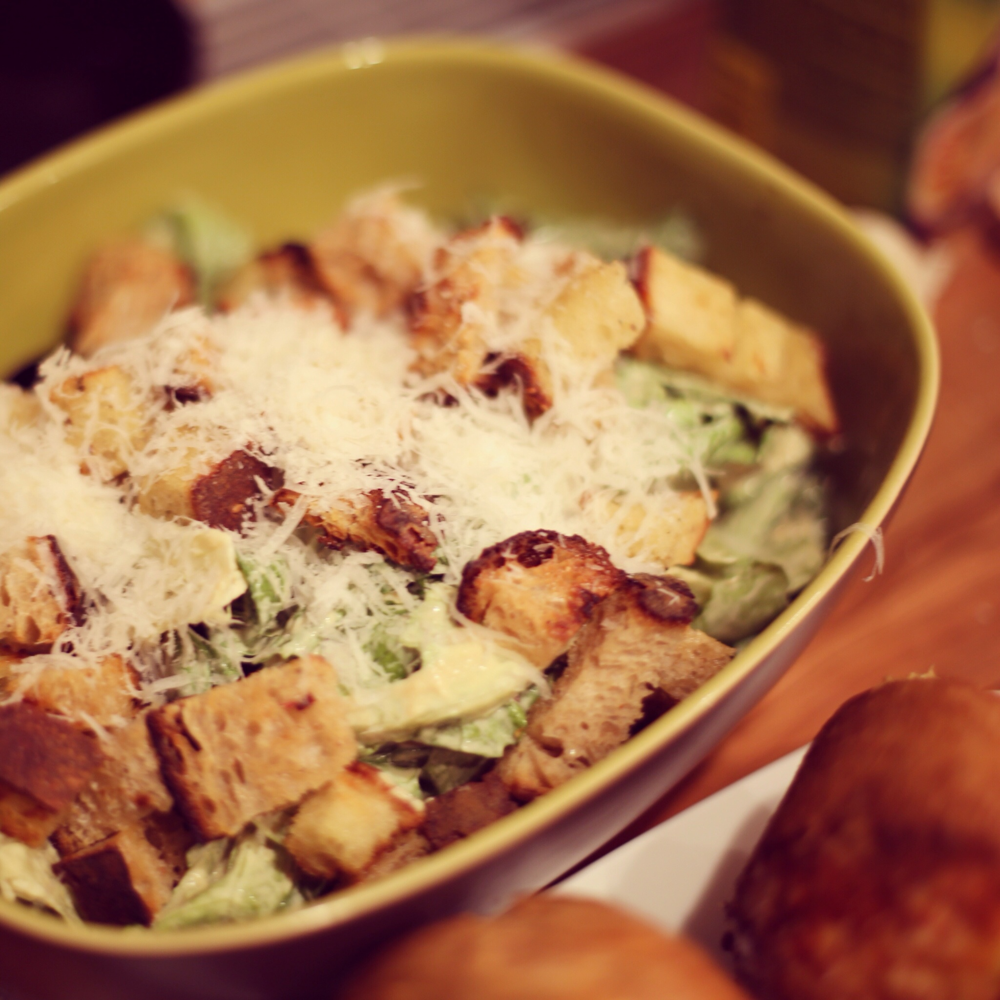 Ferran Adria's Caesar Salad Recipes — Dishmaps