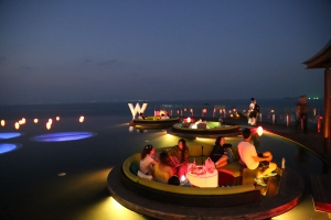 W Retreat & Spa Samui - Woo Bar