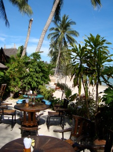 Hotel on Lamai Beach