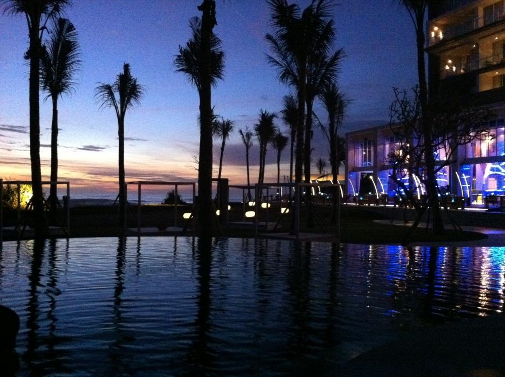W Bali Pool