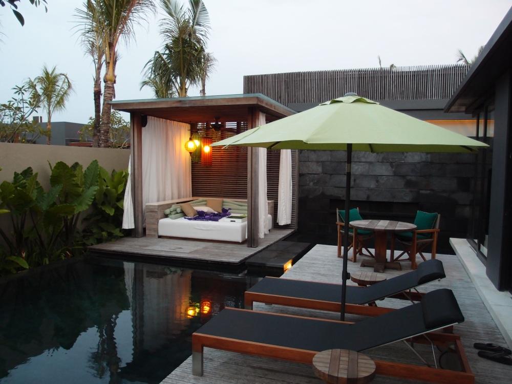 W Bali Pool Villa
