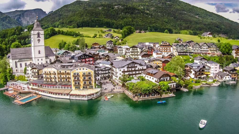 Sankt Wolfgang am See