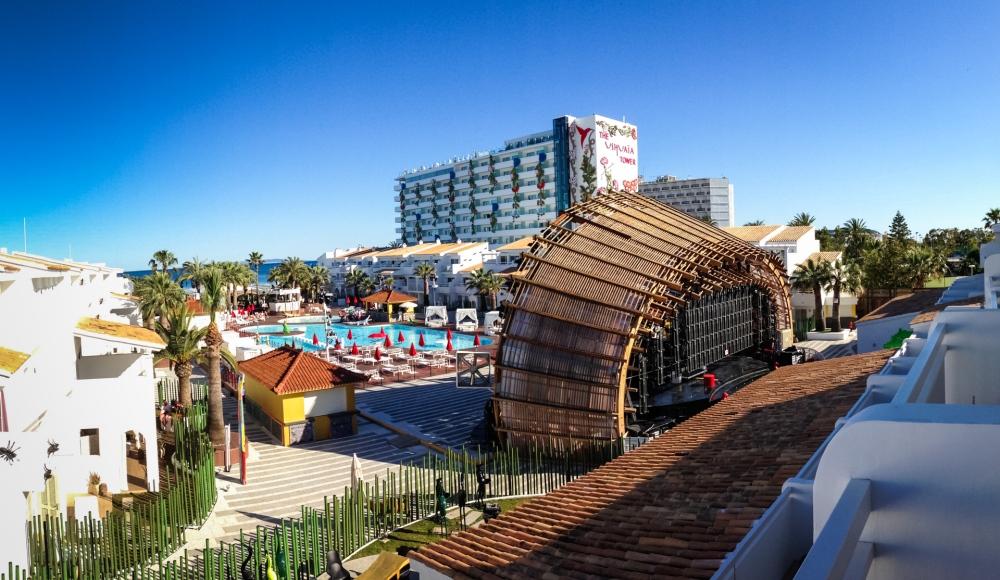 Ushuaia Ibiza Stage