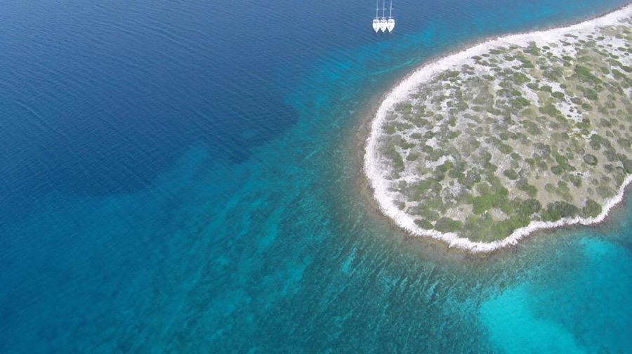 Kornati Islands Sailing, Croatia