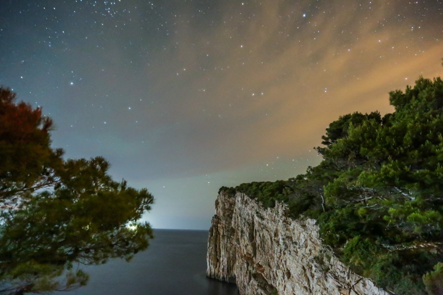 Croatia: Kornati Islands Milky Way