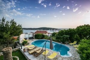 Villa Rogoznica in Croatia