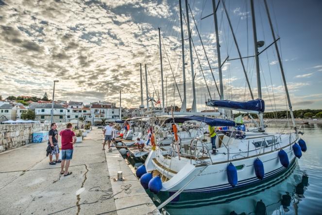 Primosten Harbor Sailing Yachts