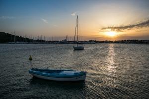 Rogoznica Marina Sunset