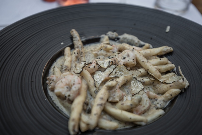 Strozzapretti with Croatian Truffles