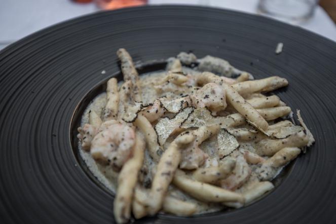 Strozzapretti with Croatian Truffles