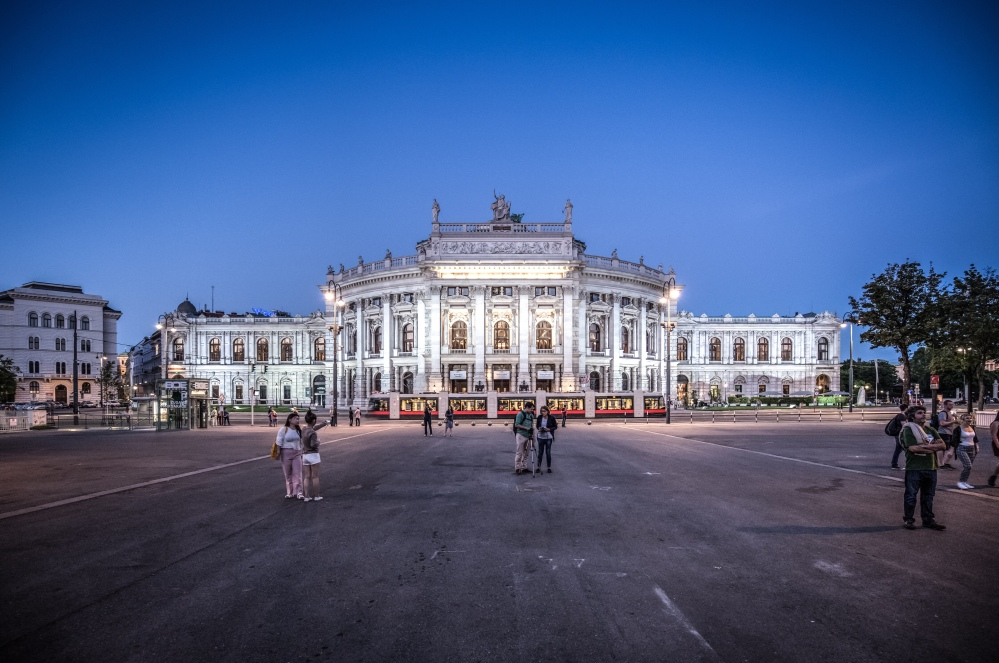 Burgtheater Opera, Vienna