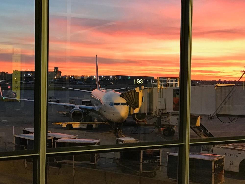 Improving airplane sleep